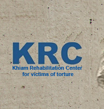 KRC - Khiam Rehabilitation Center for victims of torture